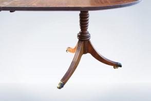 12ft-Long-Narrow-antique-Regency-Pedestal-Dining-Table-34-P3