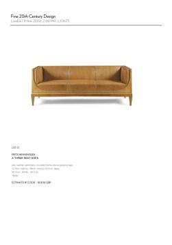 Fine 20th Century Design3