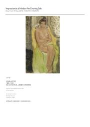 Modern Art Evening Sale2
